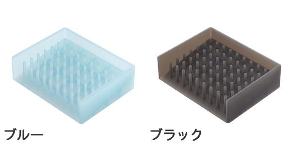 水切りソープトレイ フロート【洗面所/バスルーム】のカラーバリエーション画像2